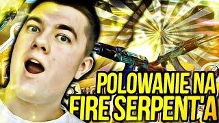 POLOWANIE NA AK-47 FIRE SERPENT!