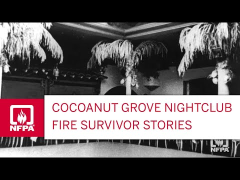 Cocoanut Grove Survivors Tell Their Stories