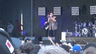 The Weeknd - Lonely Star (Ottawa Bluesfest 2012)