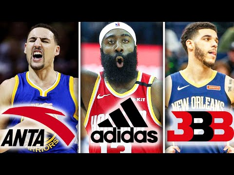 Ranking Best NBA Player From Every Shoe Brand from YouTube · Duration:  11 minutes 15 seconds