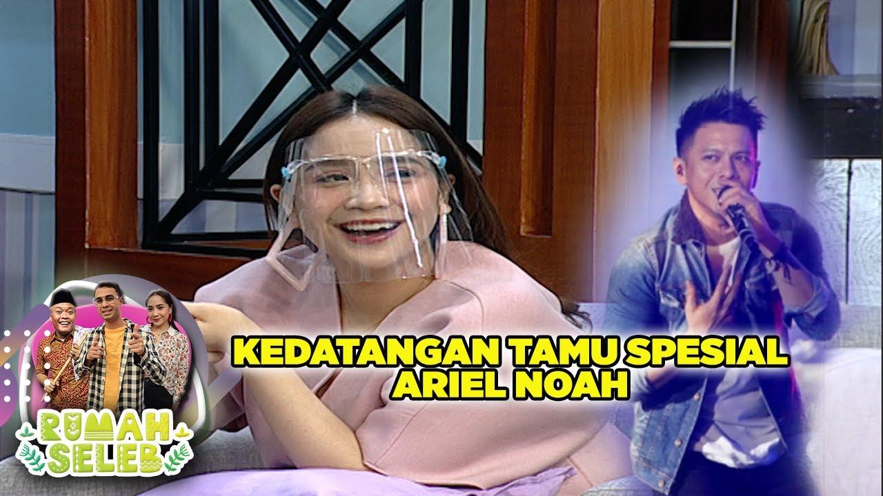 WAWWWW, Raffi Gigi Kedatangan Tamu Spesial ARIEL NOAH!!! - Rumah Seleb (3/7) PART 4