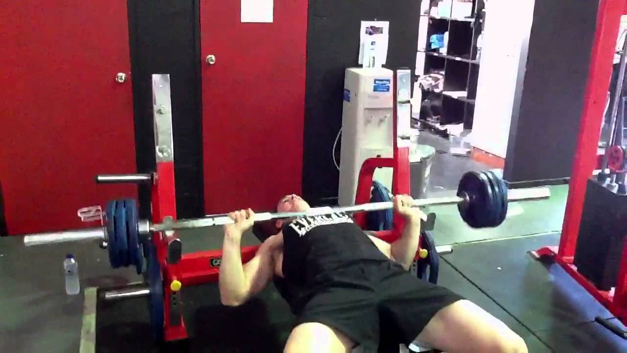 Smith Machine Bench Vs Press