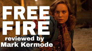 Free Fire reviewed by Mark Kermode