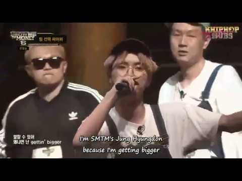 Download ENGSUB Olltii Insane Freestyle & Junoflo Smtm6 Ep.5 Cut Mp4 baru