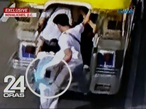 24 Oras Exclusive: Kolehiyala, nabiktima ng mga magnanakaw sa jeep