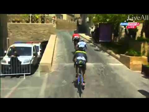 2015 Tour of Azerbaijan Stage 5