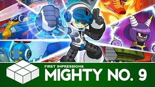 Mighty No. 9 | PC Gameplay & First Impressions