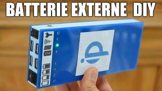 Batterie externe : Incroyables Expériences [89] Chargeur portable nomade USB / Power Bank