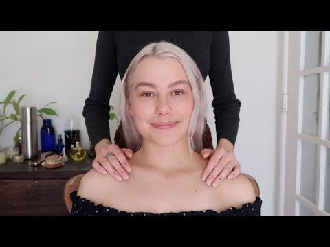 ASMR massage | Phoebe Bridgers ⭐️