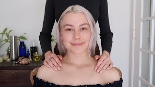 ASMR massage | Phoebe Bridgers ⭐️