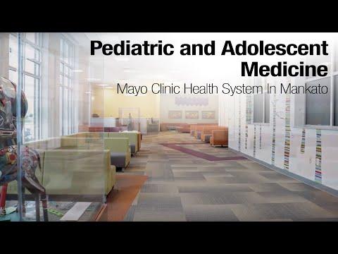 Pediatric And Adolescent Medicine Clinic – Mankato, MN