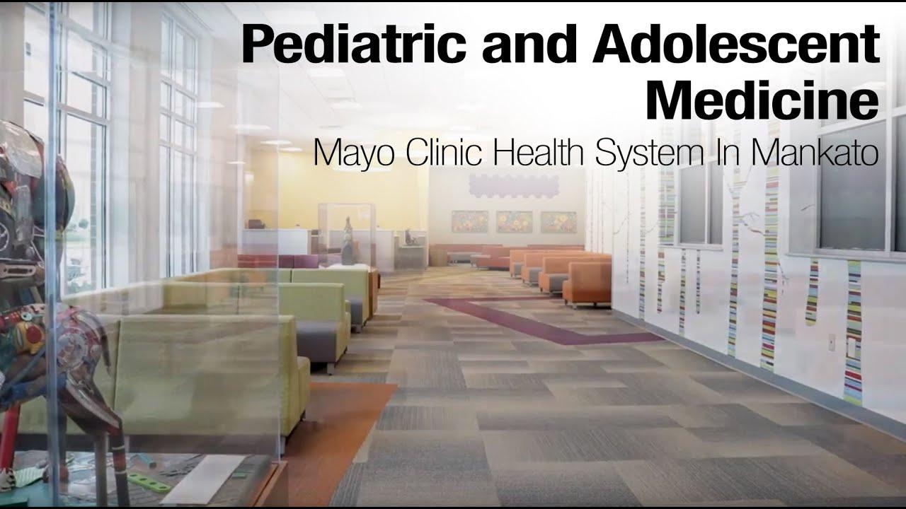 Children's Center - Mankato - Mayo Clinic Health System