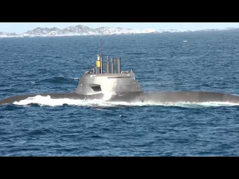 Submarine sighting Kristiansand