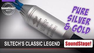 Pure Silver & Gold - Siltech's Classic Legend Hi-Fi Cables - SoundStage! Shorts (June 2021)