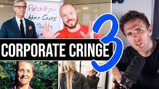 Corporate Cringe 3   Linkedin Gold #grindreel