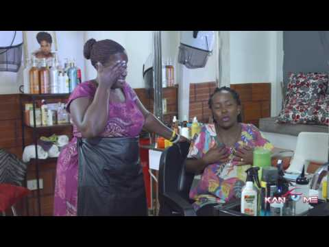 I Missed the tion! Kansiime Anne. African Comedy.