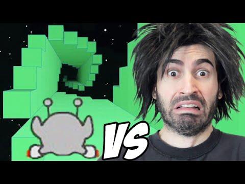 RUN 2 vs The World's Worst Gamer!