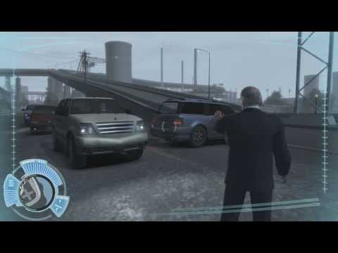 Stan Lee dando guerra en Grand Theft Auto IV (PC) MOD IRONMAN [1080p] Travel Video