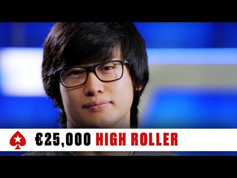 EPT 13 Malta 2016 €25,000 High Roller Final Table | PokerStars