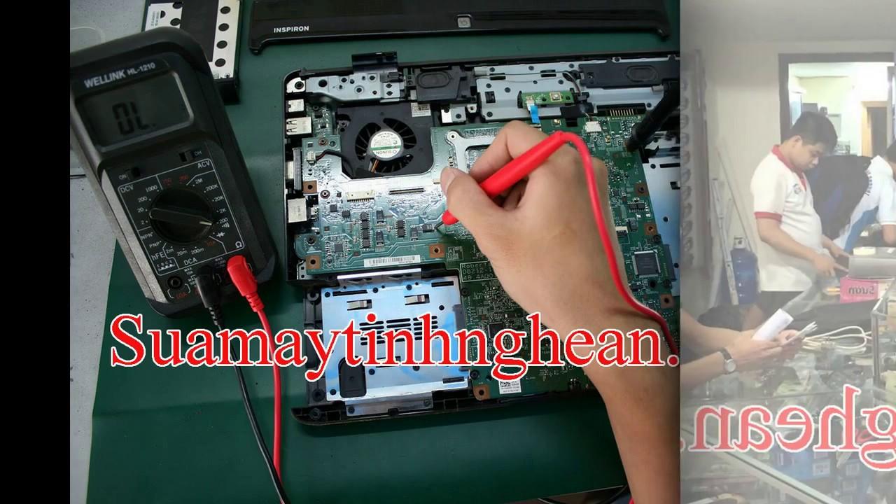 Sửa máy tính tại thành phố Vinh Nghệ An giá rẻ nhanh chóng