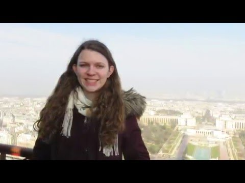ASSE CBYX American Exchange Student in Germany - March 2016 - Paris Trip and Osterferien