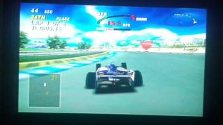Cart Fury Championship Racing PS2 - Gameplay