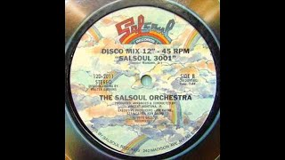 The Salsoul Orchestra - 3001 .