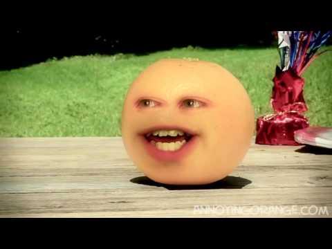 Otravný Pomeranč - Všechno nejlepší - Fénix ProDabing