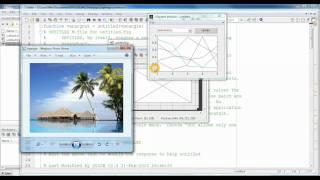 MATLAB GUI: Inserting Background Image
