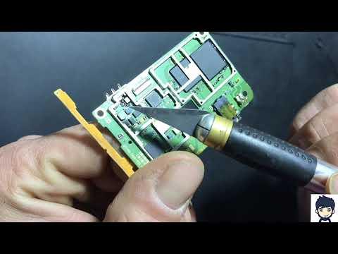Lenovo S660 мигает вспышка при включений, не включается и не заряжается