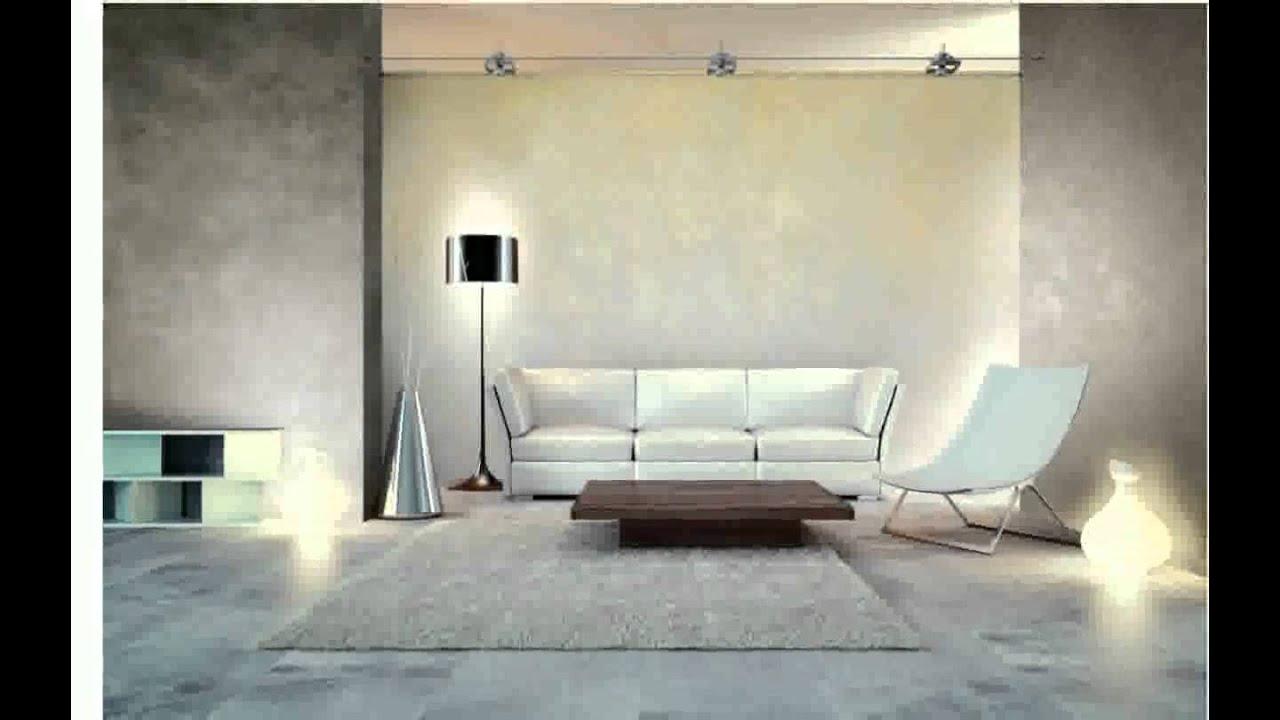 wandfarbe silber - youtube, Wohnzimmer design