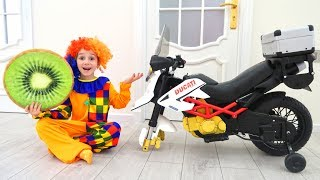 Super Bike Ride on Motorcycle for Kids