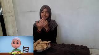 Nussa dan Rara Parodi lucu 'Makan Jangan Asal makan'