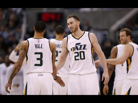 Gordon Hayward ULTIMATE NBA CAREER Highlight Mix - Utah Jazz