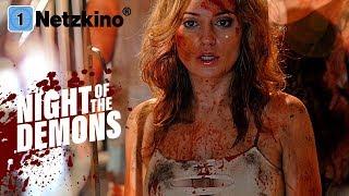 Night of the Demons - Evil likes to party (Horrorfilme auf Deutsch anschauen in voller Länge)