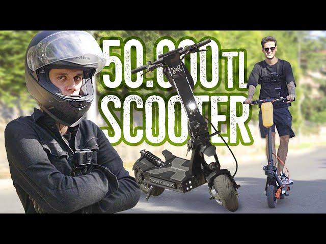 2.250TL Elektrikli Scooter VS. 50.000TL Elektrikli Scooter (#SonradanGörme)