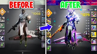 Destiny 2: 5 Tips Every New/Returning Player Should Know! (Leveling, Armor Stats, Loadouts, Exotics)