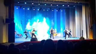 Зажигательный танец от ЭОС! Супер ритм!