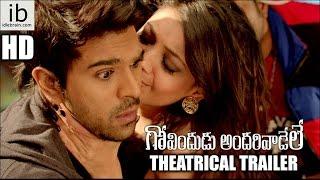 Govindudu Andari Vaadele theatrical trailer - idlebrain.com