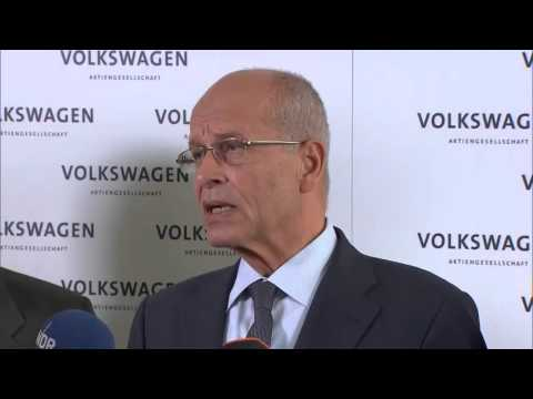 Video-Statement from the Executive Committee of Volkswagen AG's Supervisory Board - AutoEmotionenTV