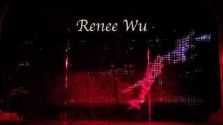 California Pole Dance Championship 3rd Place winner RENEE WU