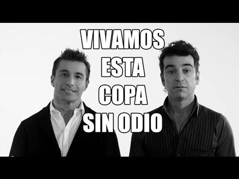 Jorge Alís & Fernando Solabarrieta - Vivamos esta copa sin odio