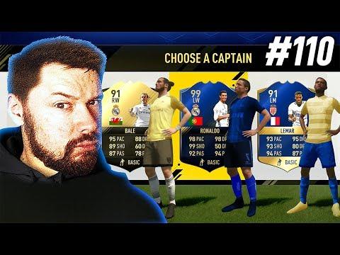 INCREDIBLE DRAFT HYBRID! - FIFA 17 Ultimate Team Draft To Glory #110