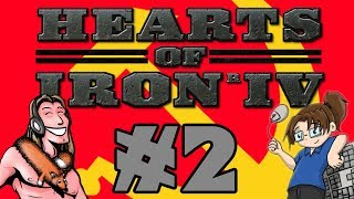 Hearts of Iron IV - Communist Party...with Briarstone! - Part 2