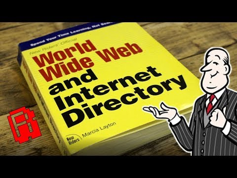 Browsing the Web in 1998 with a WWW Directory [Tech Nibbles]