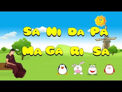 Carnatic Music for kids