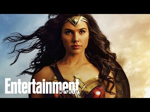 Lost Justice League Movie Had An Epic Wonder Woman Introduction | News Flash | Entertainment Weekly