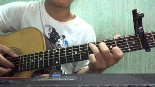 [Nhạc phim Hậu duệ mặt trời] This Love - Guitar beat cover.