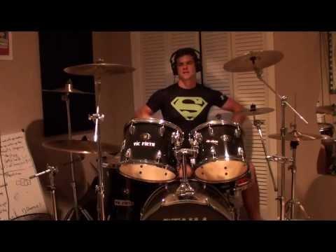 Animals - Martin Garrix (drum cover HD)