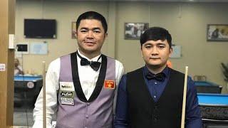 Nguyễn Quốc Nguyện vs Trần Thanh Lực. Billiards Út Nhi